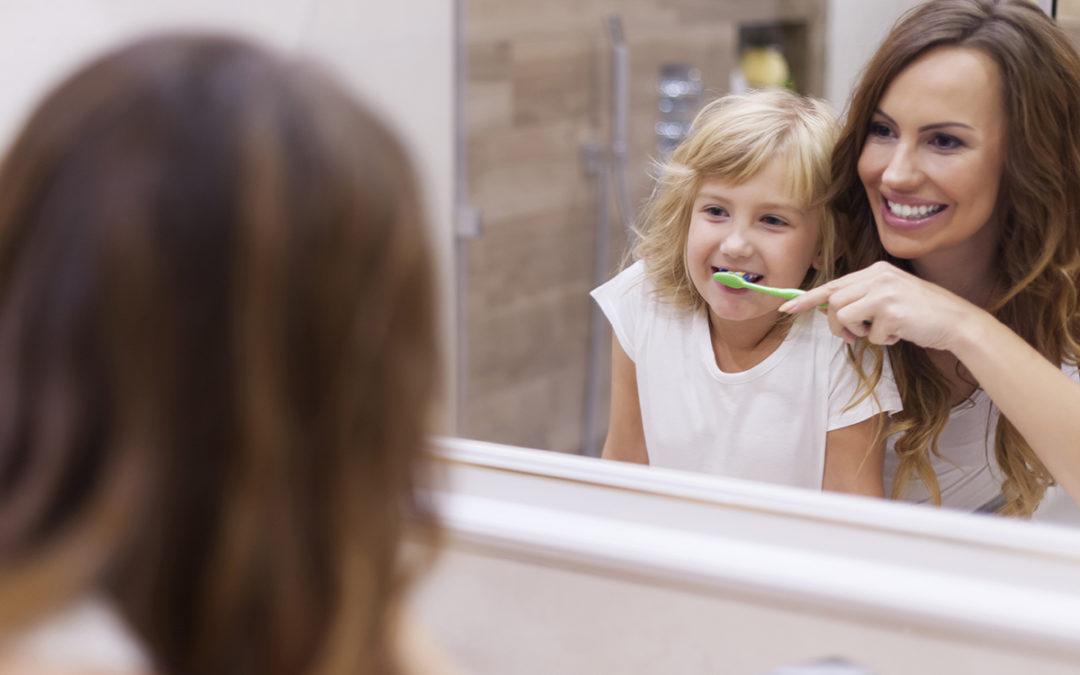 Cómo escoger un cepillo de dientes para nuestros hijos